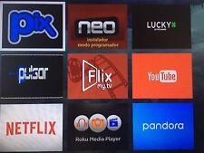 Pix, Neo, Radiosity or Lucky TV online - Activacion al Instante 3 Meses /3 month