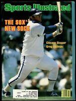 SI: Sports Illustrated June 8, 1981 Greg Luzinski, Baseball, Chicago White Sox