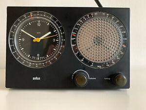 BRAUN Design Uhrenradio ABR 11 megamatic radio 4846 Rams1981 Schöner Zustand!