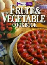 "Fruit and Vegetable Cook Book (""Australian Women's Weekly"" Home Library),Austra"