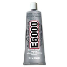E6000 Clear Permanent Hold Craft Adhesive 1 oz. Glue