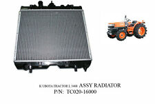 Use For Kubota Tractor Assy Radiator  L 3408 1 Pc