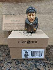 Harmony Kingdom Ball Historical Pot Belly Retired Zora Neal Hurston