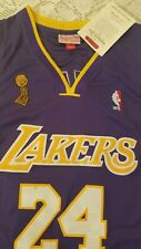 MITCHELL & NESS KOBE BRYANT 24 AUTHENTIC FINALS THROWBACK