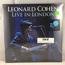 Leonard Cohen - Live In London 3LP NEW