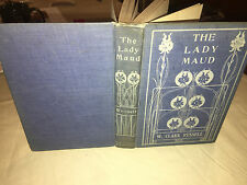 The 'Lady Maud'Schooner Yacht  by W. Clark Russell HC (English) copyright 1896