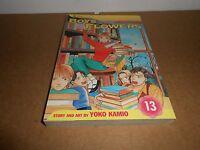 Boys Over Flowers Hana Yori Dango Vol. 13 Manga Graphic Novel Book in English