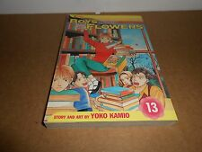 Boys Over Flowers Hana Yori Dango Vol. 13 Manga Graphic Novel Book in English