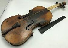 Antonius Stradivarius Cremonensis Faciebat Anno 17 Violin Parts Or Repair