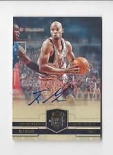2009-10 Court Kings #123 Taj Gibson RC Rookie AUTOGRAPH Bulls /649