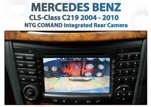 Mercedes Benz C219 CLS-class 2004 - 2010 Reverse Camera Integration kit