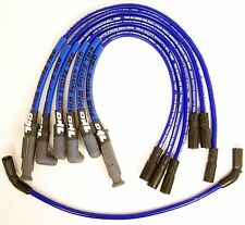 GM 4.3 V6 96-07 High Performance 10mm Blue Spark Plug Ignition Wire Set 29182B