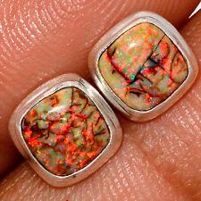 Sterling Opal 925 Sterling Silver Earring Jewelry BE5511