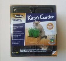SmartCat Kitty's Natural Edible Grass Garden Planter (NEW)