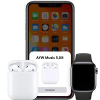 AYW Music 5,0® Écouteurs Bluetooth Sans fil AYW®