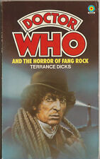 Doctor Who and the Horror of Fang Rock. 1st Target Books edition. Superb story!