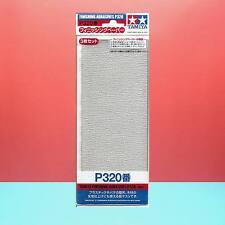 Tamiya #87094 Finishing Abrasives P320 (3pcs per pack)