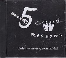 CHRISTIAN ROVER & ENZO ZIRILLI - five good reasons CD
