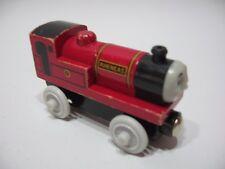 RHENEAS   Learning Curve  Wooden Train Engine ( Brio Thomas )