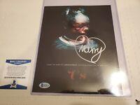 Madison Curry Autograph 8x10 Photo US Horror Movie Signed BECKETT  BAS COA