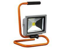 PROJECTEUR PROJO SPOT LAMPE DE CHANTIER TRAVAUX PORTABLE ETANCHE LED 20W 6500 K