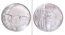 VITTORIO EMANUELE III LIRE 20 REGNO D'ITALIA - CAPPELLONE O ELMETTO 1928 Riconio