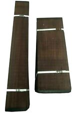 Wholesale Lot Of 10, Guitar Back & Side Dreadnought Rosewood Tonewood Book Match