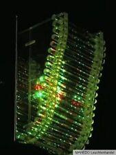 Design Wandleuchte Wandlampe Effektleuchte BRILLIANT CORVIN LED Halogen Glas