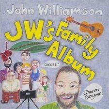J.W.'s Family Album by John Williamson (CD, Sep-2013, WEA Int'l)
