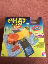 Phat Boyz City Phast Wash Used Excellent Condition Complete  Rare Collectible