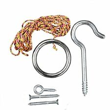 Original Hook and Ring Game Essentials- Includes Hook, Ring, Mounting Screws,