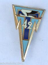 Francia 42e Régiment D 'fanteria DISTINTIVO