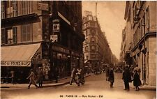 CPA Paris 9e - Rue Richer (273591)