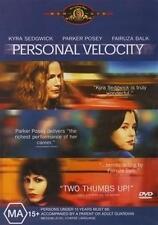 PERSONAL VELOCITY Kyra Sedgwick, Parker Posey, Fairuza Balk DVD NEW