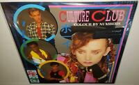 CULTURE CLUB COLOUR BY NUMBERS (2016) BRAND NEW SEALED LIMITED VINYL LP