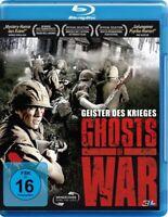 GHOSTS OF WAR-GEISTER DES KRIEGES - FILM    BLU-RAY NEU