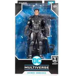 McFarlane Toys - DC Multiverse Justice League - Batman Unmasked Figure
