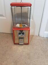 Northwestern Model 60 Quarter Candygum Vending Machine With Lock And Key