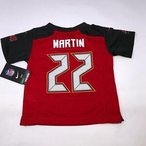 Doug Martin Tampa Bay Buccaneers Nike Youth Red Jersey Toddler 4T