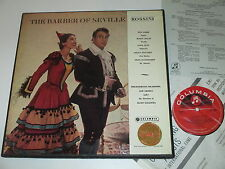 3 LP BOX/ROSSINI/THE BARBIER OF SEVILLE/MARIA CALLAS/GALLIERA/Columbia SAX 2266-