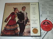 3 LP BOX/ROSSINI/THE BARBIER OF SEVILLE/MARIA CALLAS/GALLIERA/Columbia SAX 2266-
