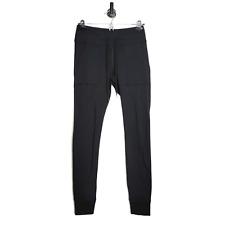 Aerie Black Leggings Pants Joggers High Waisted Pockets Womens Size Medium M
