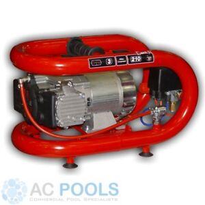 Nardi Oilless Compressor. Esprit 24v. 225 lpm. 3 Litre Tank