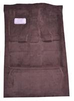 2008-2012 Ford Escape Carpet Replacement - Cutpile - Passenger Area | Fits: 4DR