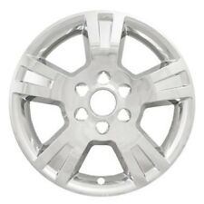 "2007 2008 2009 2010 2011 2012 GMC ACADIA CHROME WHEEL SKINS 18"" FOR ALLOY WHEELS"