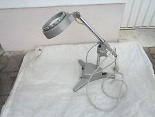 Große Lupe mit Licht Standlupe Kamerafabrik Freital