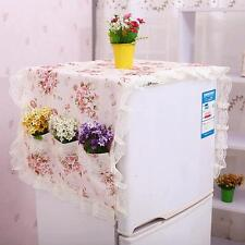 Refrigerator Creative Dust Proof Cover Lattice Storage Pouch Organize Bag OF