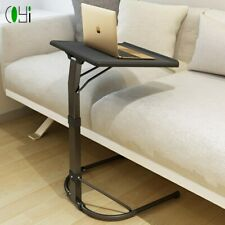 Black modern design folding portable adjustable laptop stand table desk for sofa