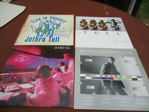 jethro tull a collection of lps