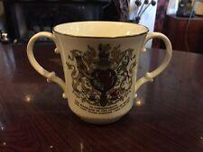 Rare Royal Doulton 1981 Commemorative Loving Cup - Charles & Di